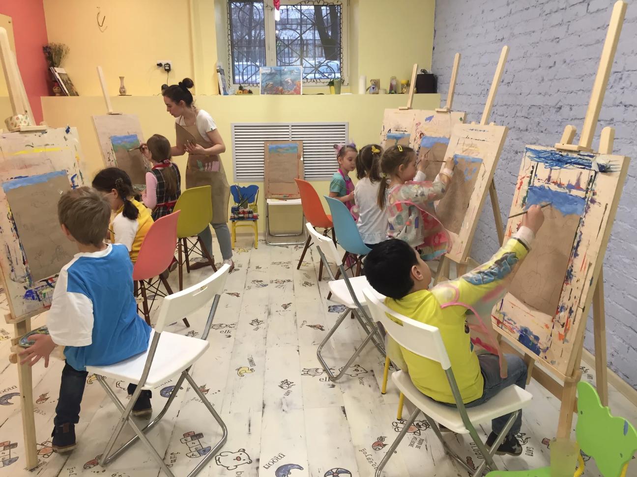 Страна Чудес — Детский развивающий центр