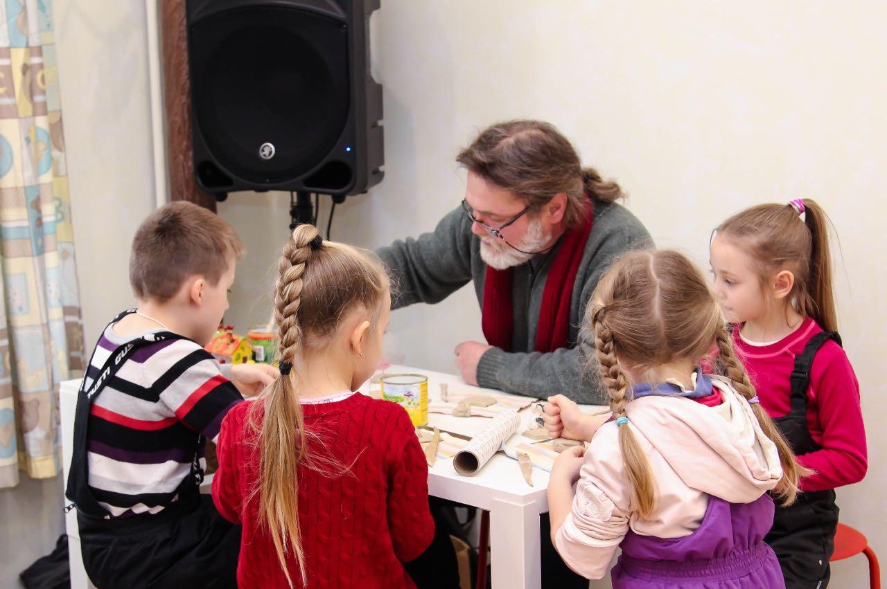 Happy Mind — Детский центр интеллектуального развития