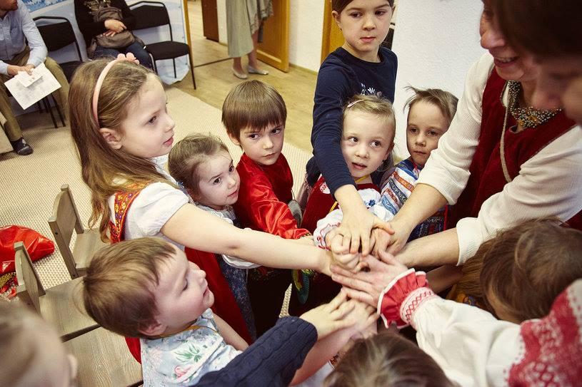 Рождество — центр для детей и родителей в Хамовниках