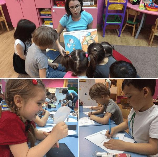 Хамовчонок — Детский творческий клуб