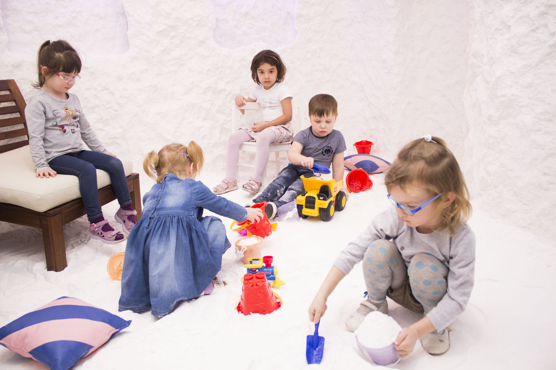 Детский клуб «Талантвилль» в ЖК «Шуваловский»